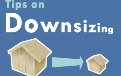 """Don't Be Afraid of """"Downsizing"""" or Becoming an """"Empty-Nester"""""""