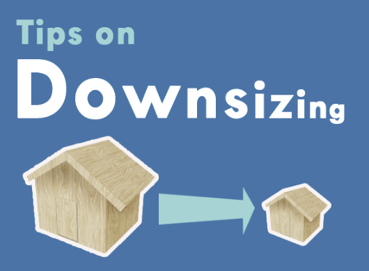 "Don't Be Afraid of ""Downsizing"" or Becoming an ""Empty-Nester"""