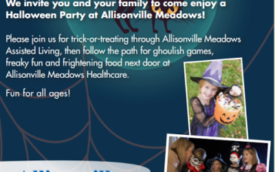 Fishers Trick or Treat Time: Halloween Fun for the Family at Allisonville Meadows