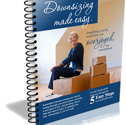 """Overwhelmed by the Thought of a Late-in-Life Move? Free """"Downsizing Made Easy"""" Seminar Aug. 30, 2016 in Indianapolis"""
