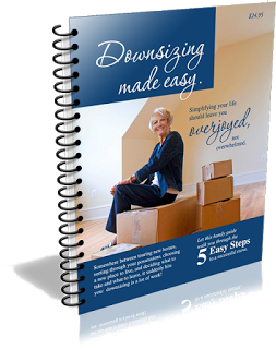 "Overwhelmed by the Thought of a Late-in-Life Move? Free ""Downsizing Made Easy"" Seminar Aug. 30, 2016 in Indianapolis"